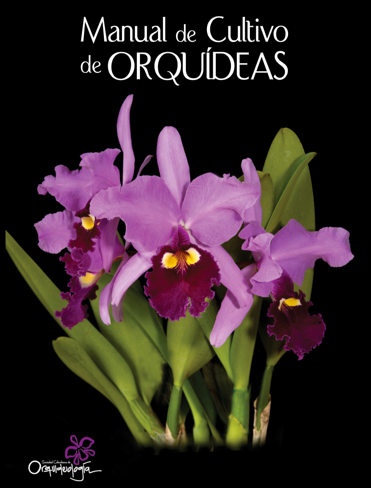 Manual de Cultivo de Orquídeas 2018